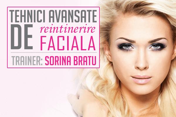 "Seminarul ""Tehnici Avansate de Reintinerire Faciala"" in toata tara"