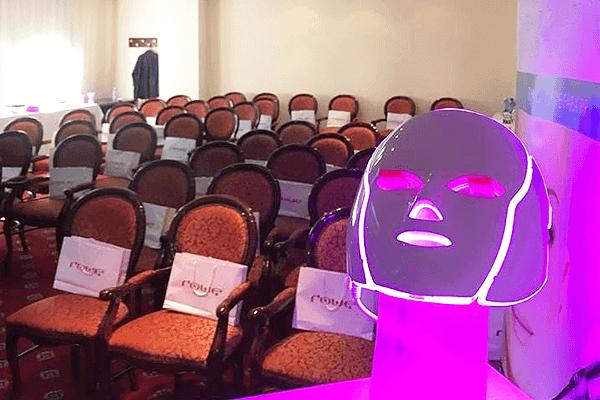 """Seminarul """"Tehnici Avansate de Reintinerire Faciala"""" a ajuns la Pitesti"""